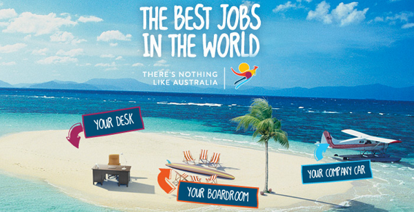 Best job australia