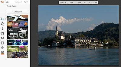 PicMonkey online image editor