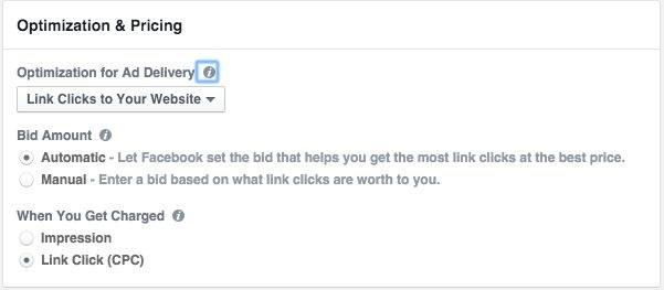 Facebook je povećao minimalni dnevni iznos za oglašavanje?